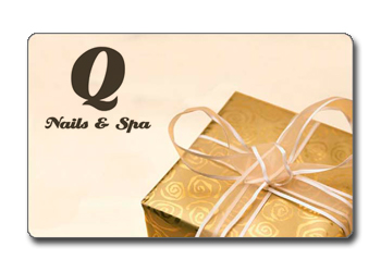 Q Nails & Spa Gift Card