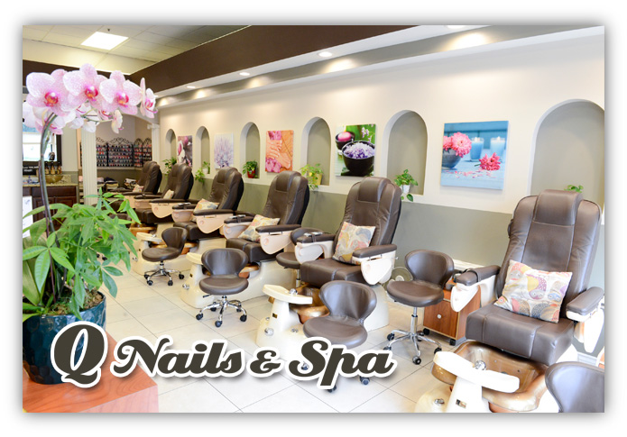 Home q nails spa for A q nail salon